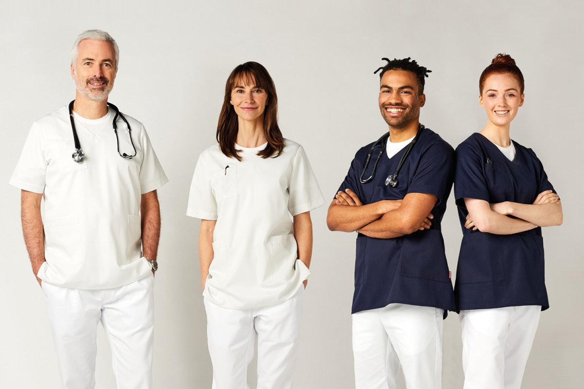 Die tägliche Arbeit in Pflege und Medizin ist...