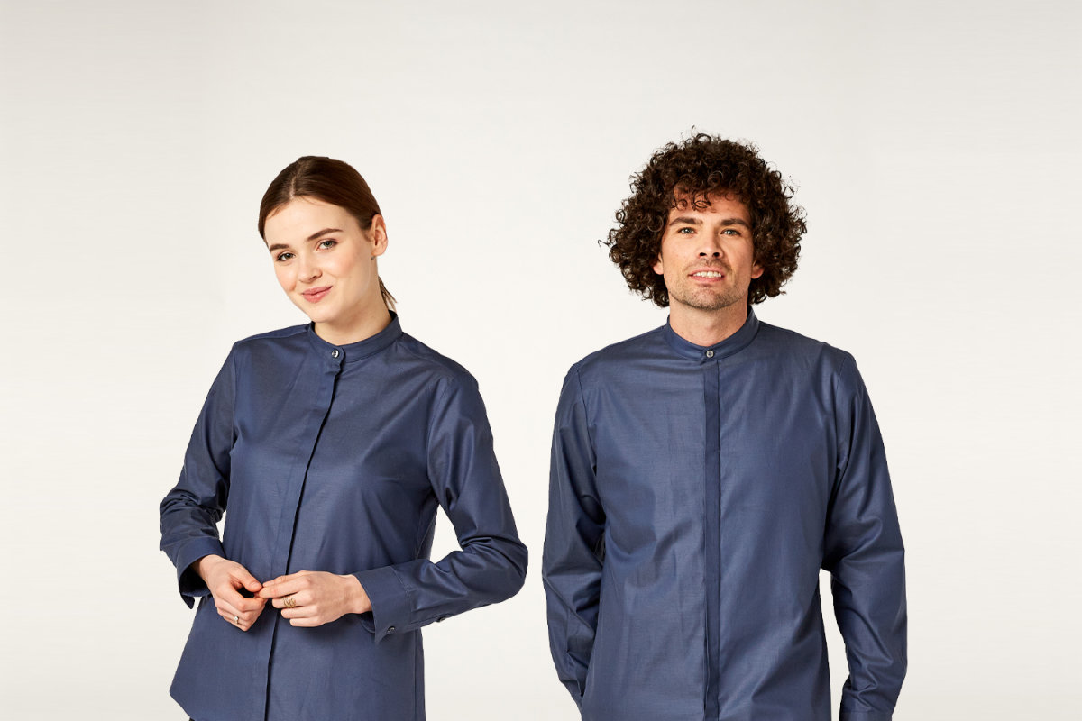 Blouses & shirts by KAYA&KATO are specially...