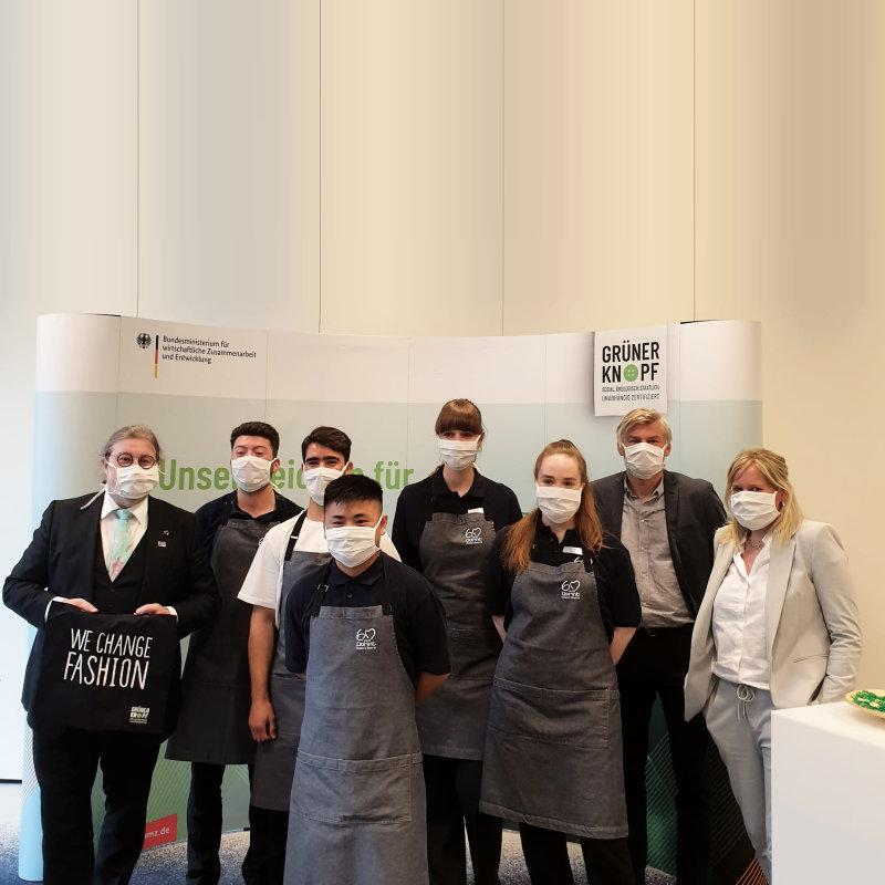 Dorint stellt als erste deutsche Hotelgruppe auf unsere nachhaltigen Textilien um -