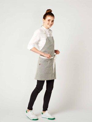 short bib apron, SALZ&PFEFFER - limited special...