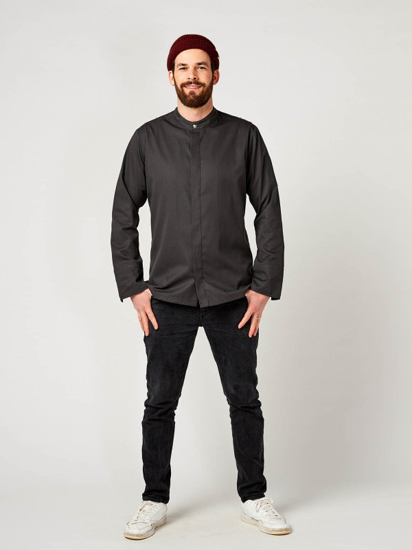 CO Chefs jacket long sleeve, RAY 2.0