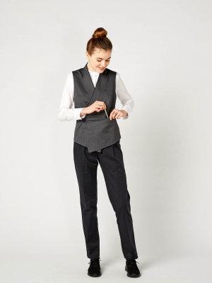 womens waistcoat, GERA