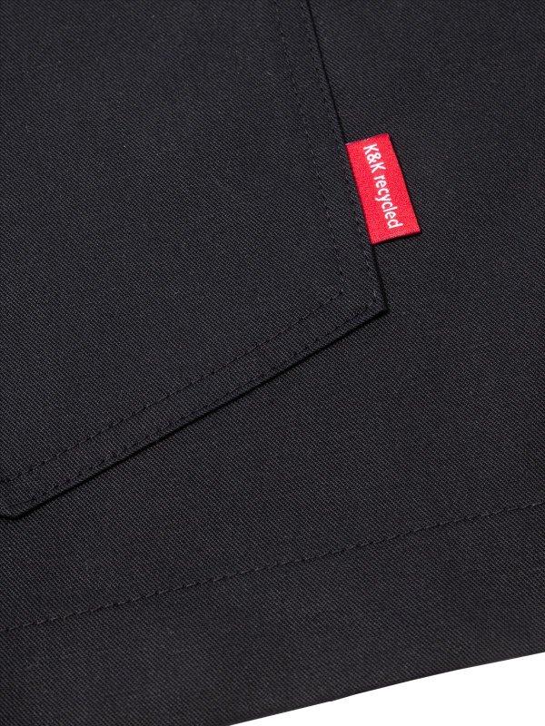 CO service apron DORADO, black