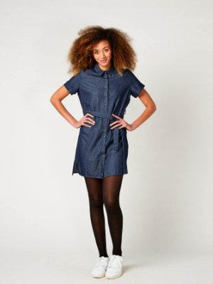 shirt dress, JENA