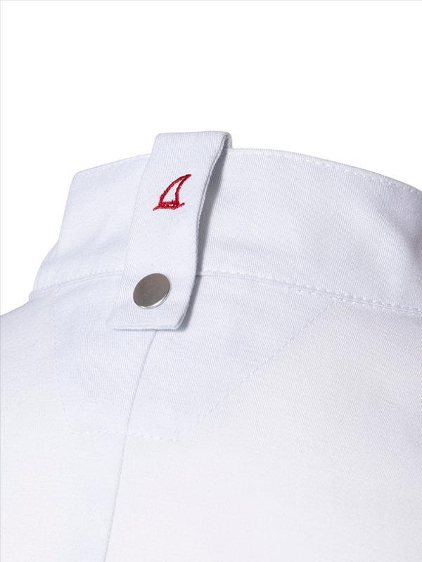 CO Kochjacke langarm, RAY white XL