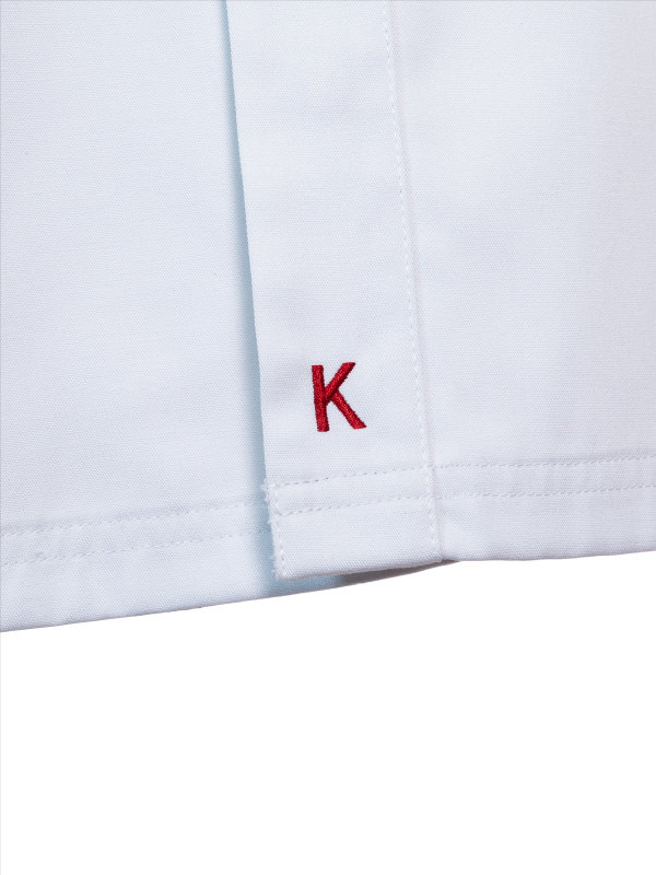 CO Chefs jacket long sleeve RAY, white 3XL
