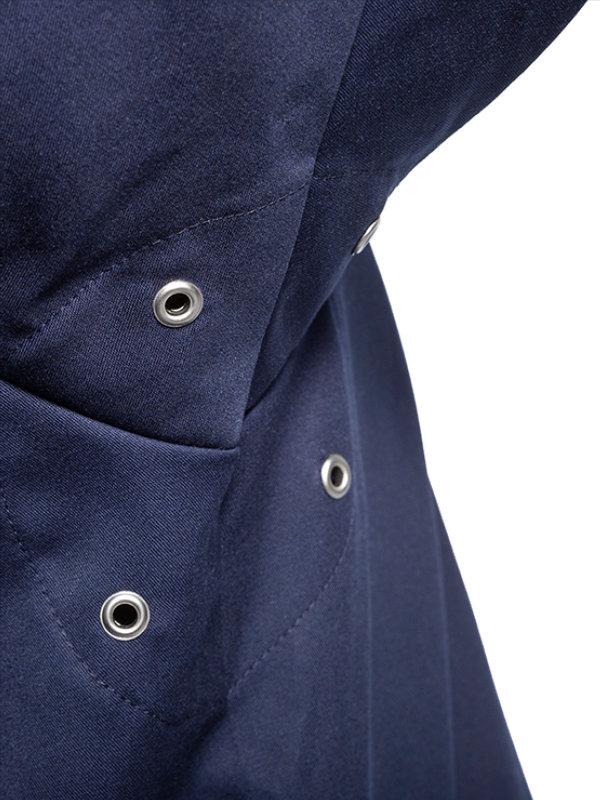 CO Chefs jacket long sleeve RAY, navy XS