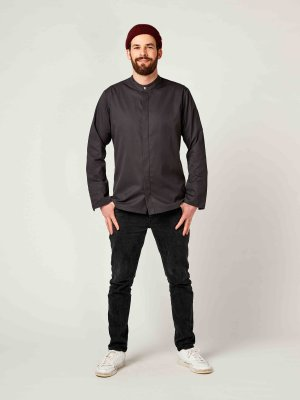 CO Chefs jacket long sleeve RAY, bream M