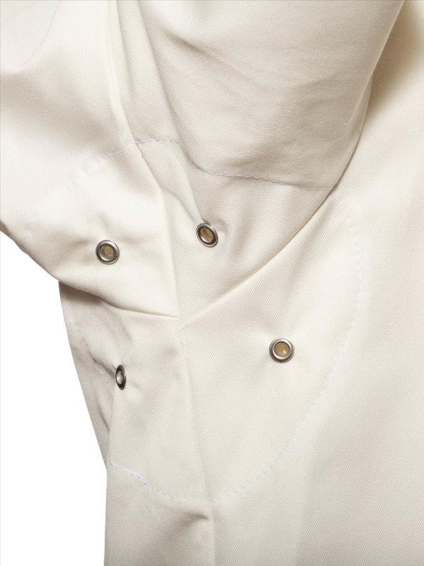 Kochjacke Herren langarm, HAIFA natural XL