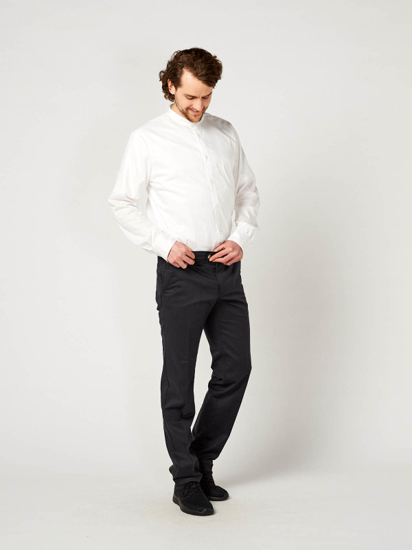shirt, TOKIO white XS