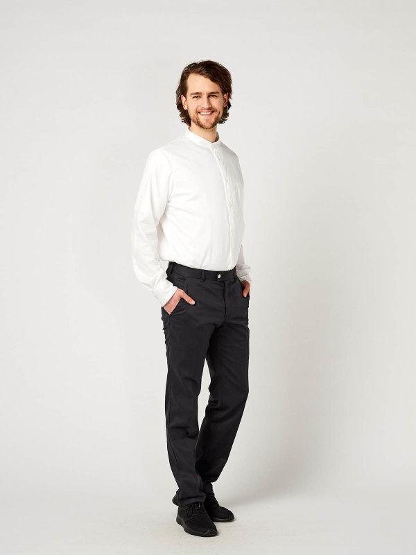 shirt, TOKIO white M