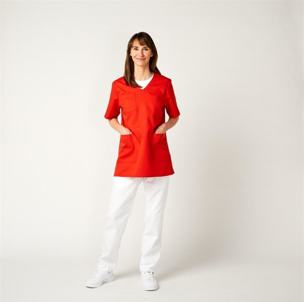 CO tunic KALUGA, red XL