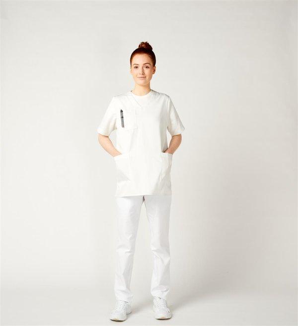 CO tunic KALUGA, white 2XL