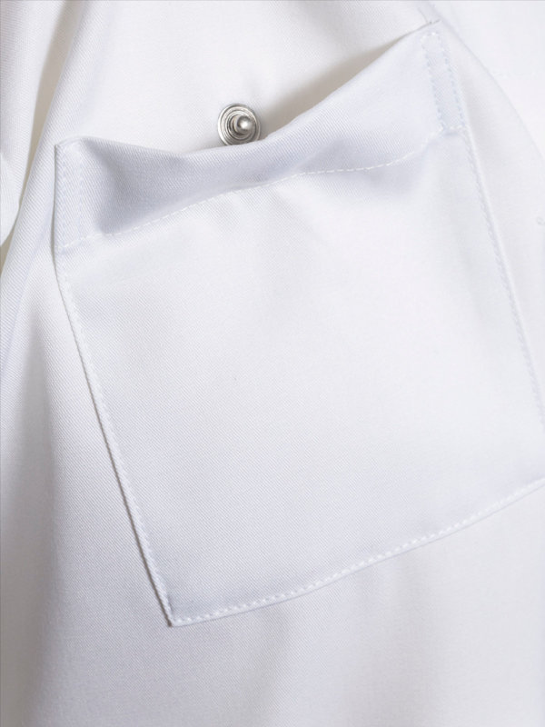 CO Kasack Unisex, KALUGA white 3XL