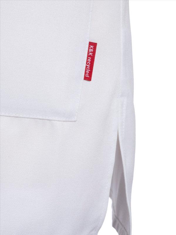 CO Kasack Unisex, KALUGA white 5XL