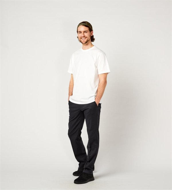 T-shirt unisex PORTO 2.0, white XS