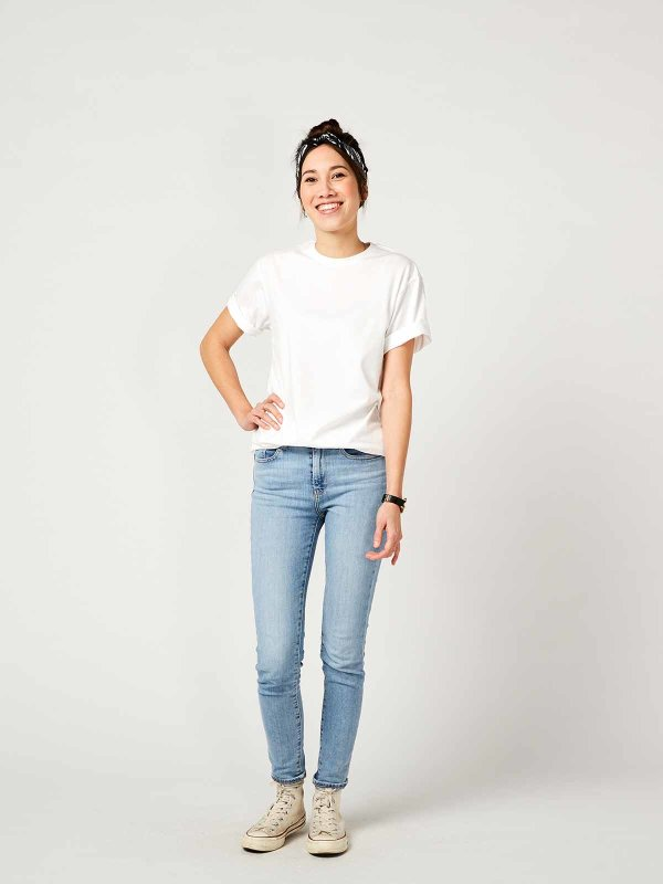 T-Shirt Unisex, PORTO 2.0 white M