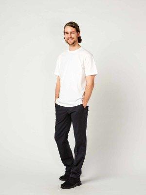 T-shirt unisex PORTO 2.0, white M