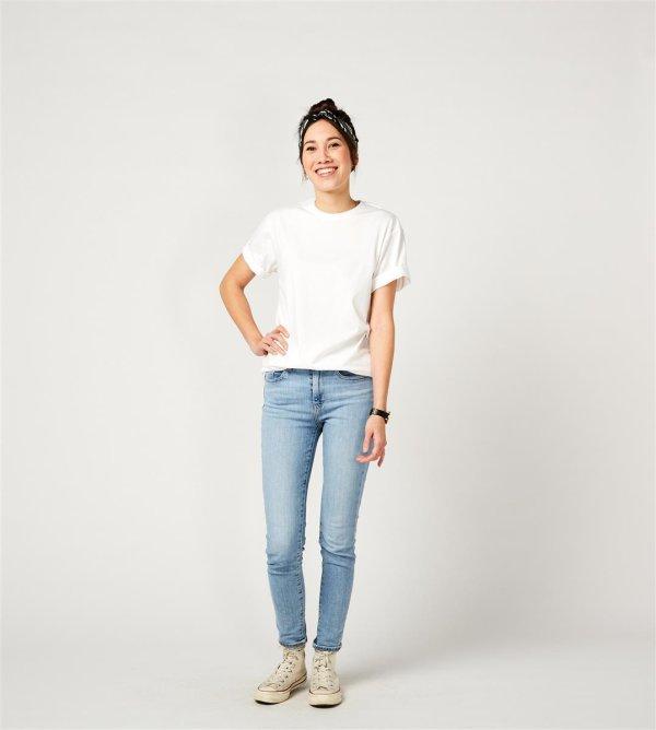 T-Shirt Unisex, PORTO 2.0 white L