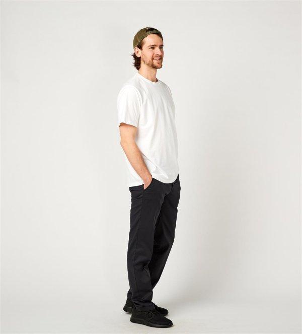 T-shirt unisex PORTO 2.0, white 2XL