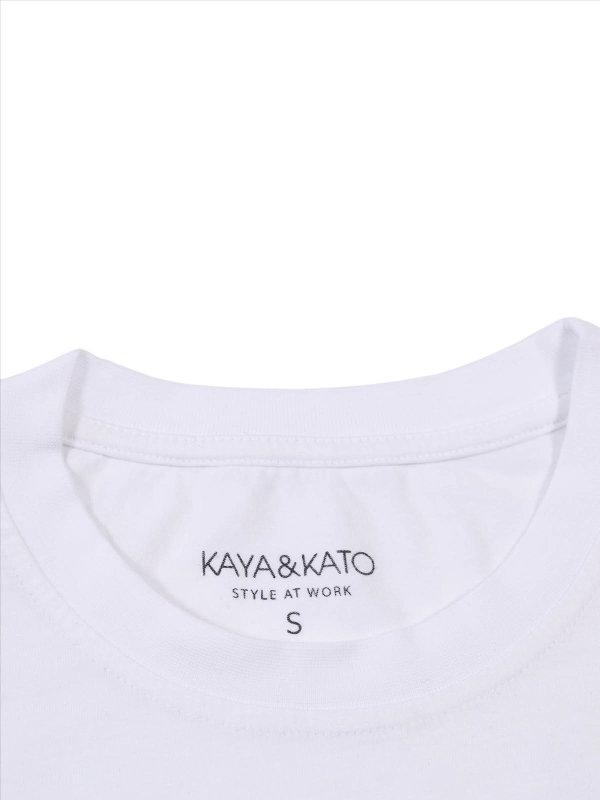 T-shirt unisex PORTO 2.0, white 3XL