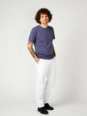 T-Shirt unisex, PORTO, greyblue M
