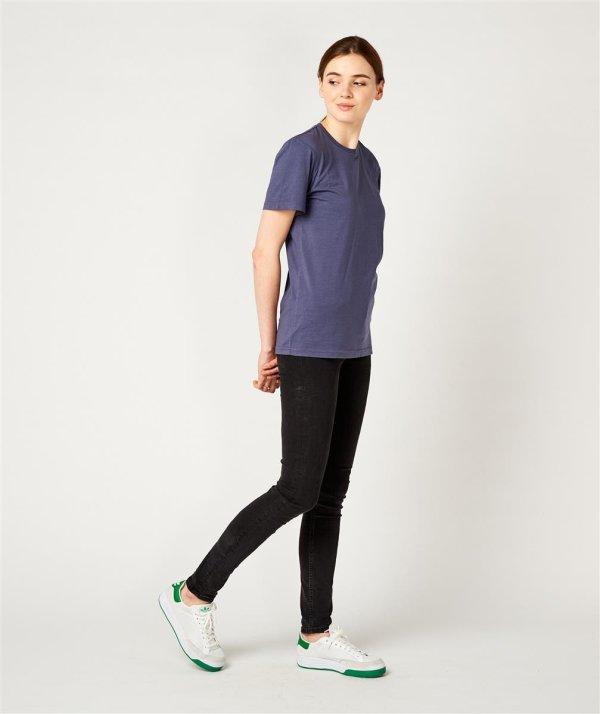 T-Shirt Unisex, PORTO greyblue XL