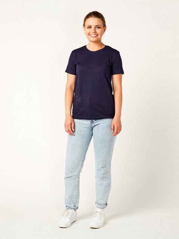 T-shirt ladies, PISA navy S