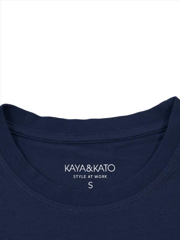 T-Shirt Damen, PISA navy 2XL
