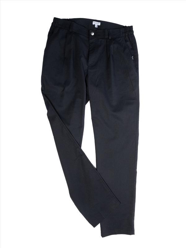 Arbeitshose Unisex, TORONTO black XL