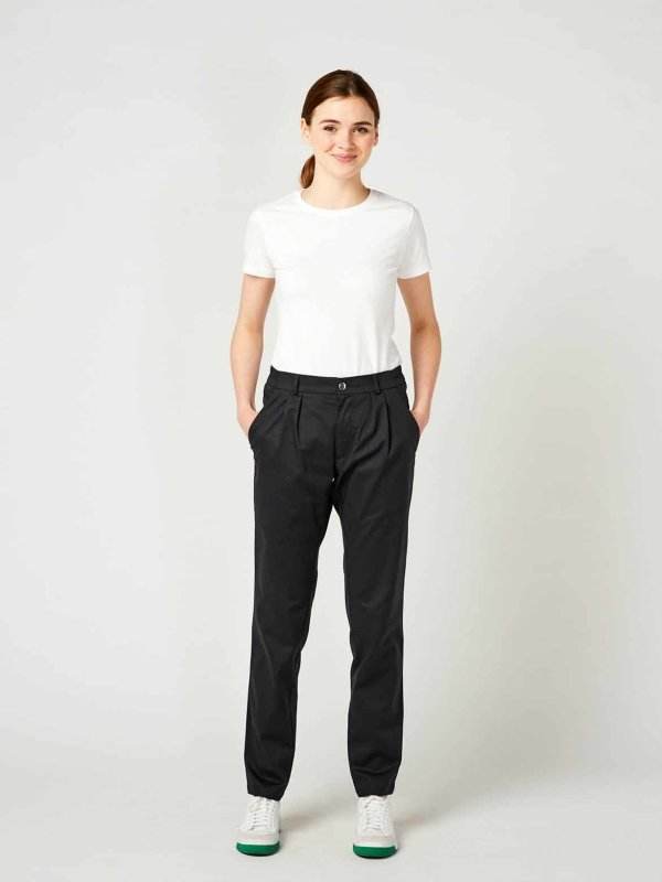 work trousers unisex, TORONTO black 4XL