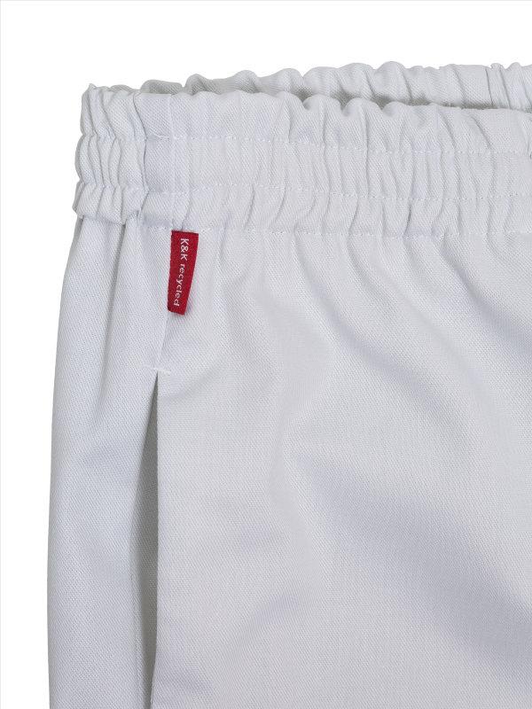 Schlupfhose Unisex, SUWON, white
