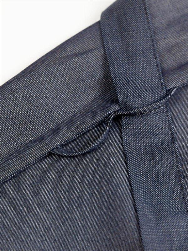Hemdkleid, JENA denim blue M