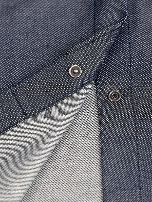 Hemdkleid, JENA denim blue L