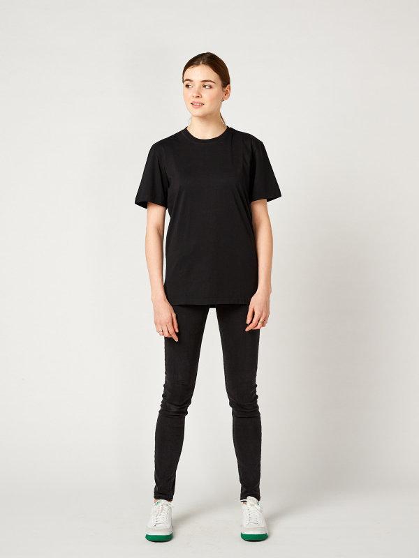 T-Shirt Unisex, PORTO 2.0 black XS