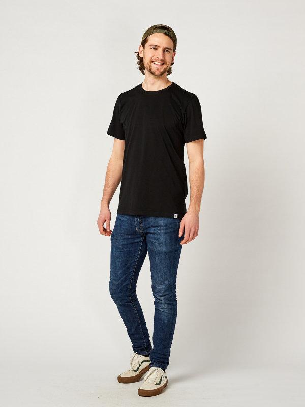 T-Shirt Unisex, PORTO 2.0 black L