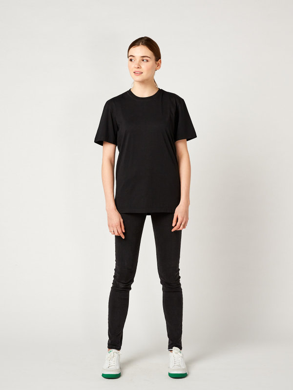 T-Shirt Unisex, PORTO 2.0 black XL