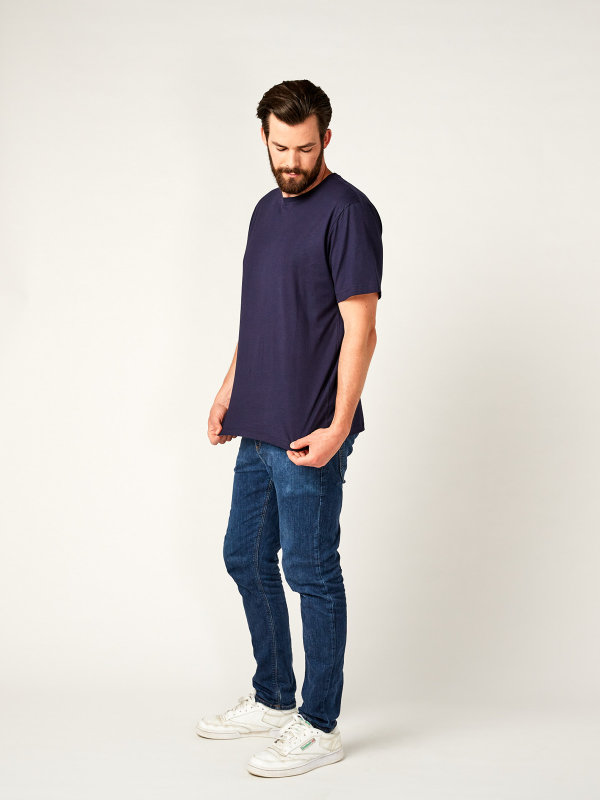 T-Shirt Unisex, PORTO 2.0 dark blue M