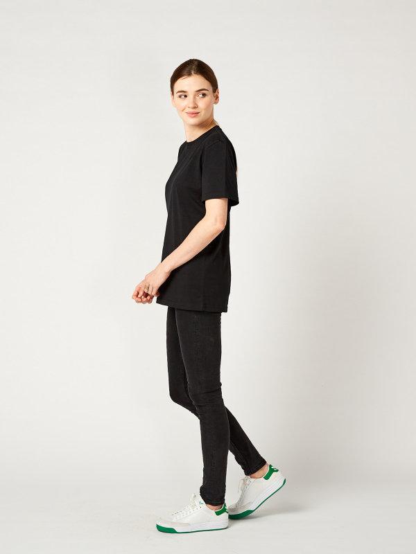 T-Shirt Unisex PORTO, black M