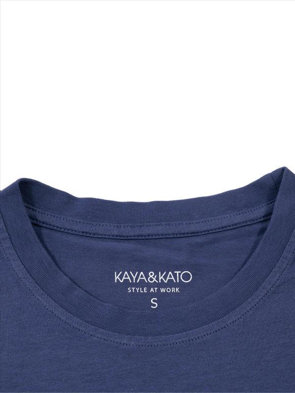 T-Shirt Unisex PORTO, navy S