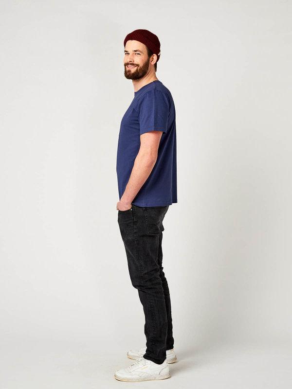 T-Shirt Unisex PORTO, navy XL